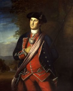 Photo credit: By Charles Willson Peale - Washington-Custis-Lee Collection, Washington and Lee University, Lexington, VirginiaAnd at http://www.americanmilitaryhistorymsw.com/blog/536357-washingtons-mission/, Public Domain, https://commons.wikimedia.org/w/index.php?curid=949039